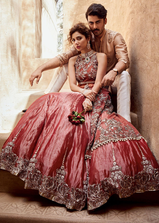 Latest designer bridal lehenga 2019