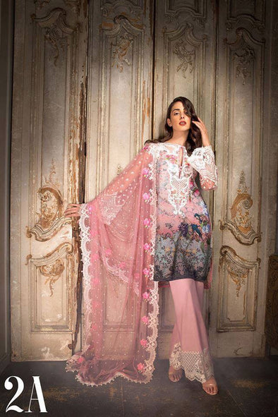 Lawn dress by sobia nazir M#L 95