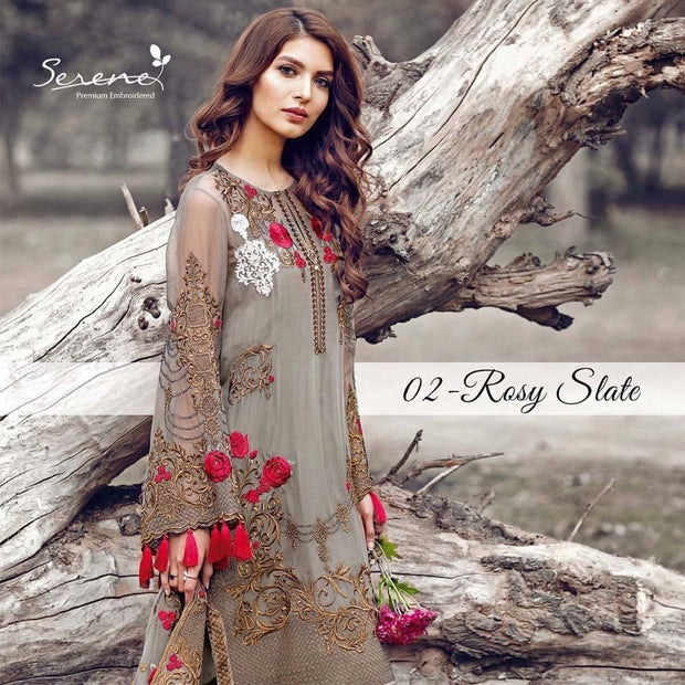 Eid dresses 2017 chiffon Model #Eid 21