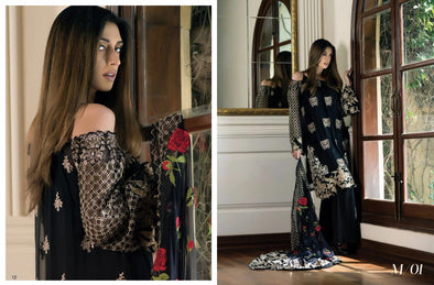 Eid dresses 2017 chiffon Model #Eid 13