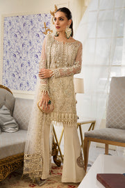 Beautiful Pakistani Dress With Pearls Embellishment
