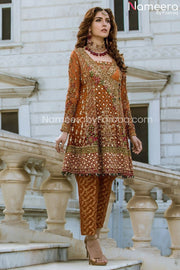 Latest Pakistani Dresses for Wedding Party Online