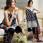 Pakistani Lawn Dress 2017 Latest Design Item#L 03