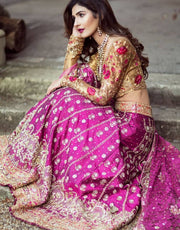 Latest Royal Bridal Ghagra Choli 1