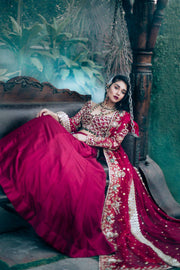 Elegant Indian bridal lehenga