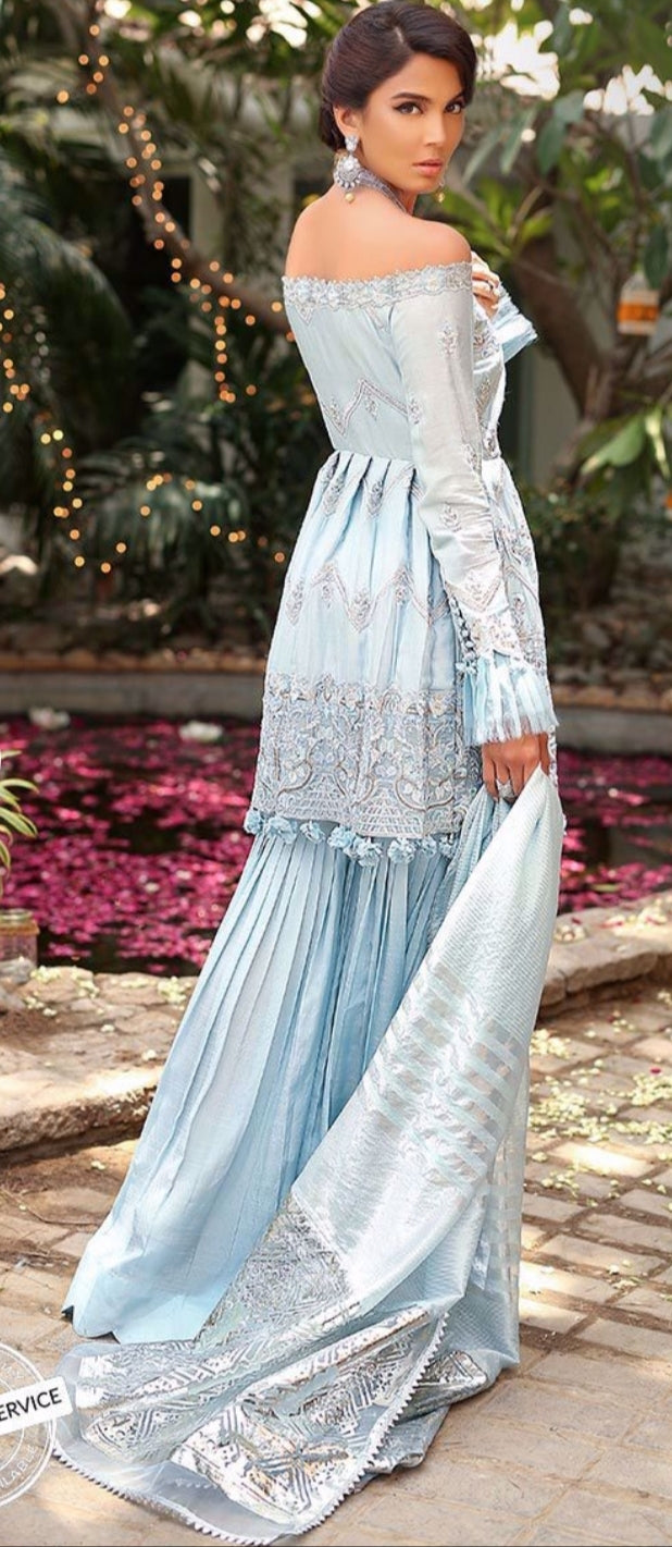 Pakistani party dress shopping online 1