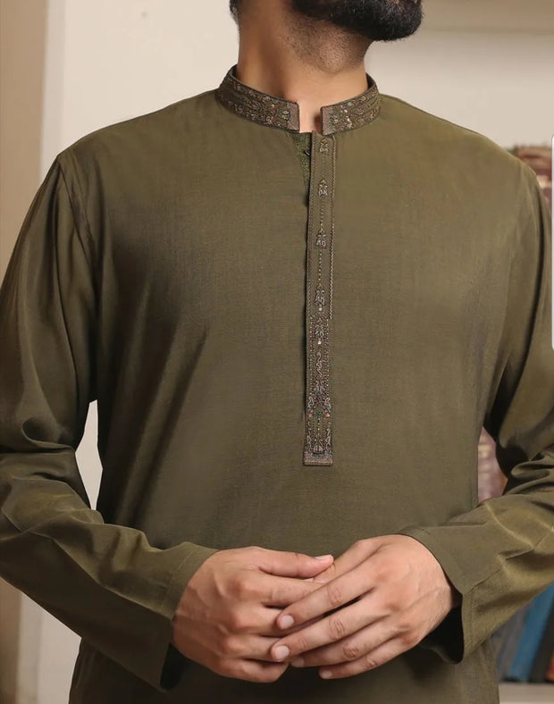 Men's Pakistani clothes online shopping # M2662
