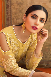 Elegant peplum Pakistani dress online 2