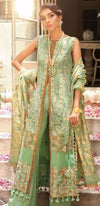 Classy Pakistani party wear dress with price