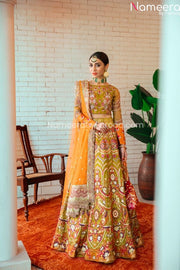 Endearing Pakistani Party Wear Maxi Dresses Online