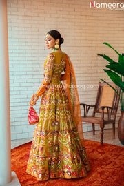 Endearing Pakistani Party Wear Maxi Dresses