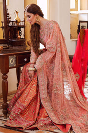traditional gharara with long shirt