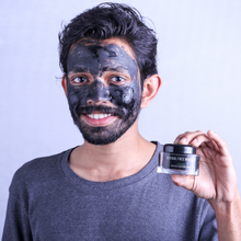 Charcoal Herbal Face Masque