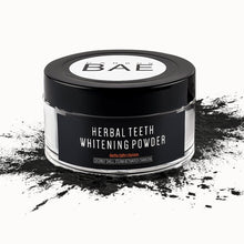Charcoal Herbal Teeth Whitening Powder