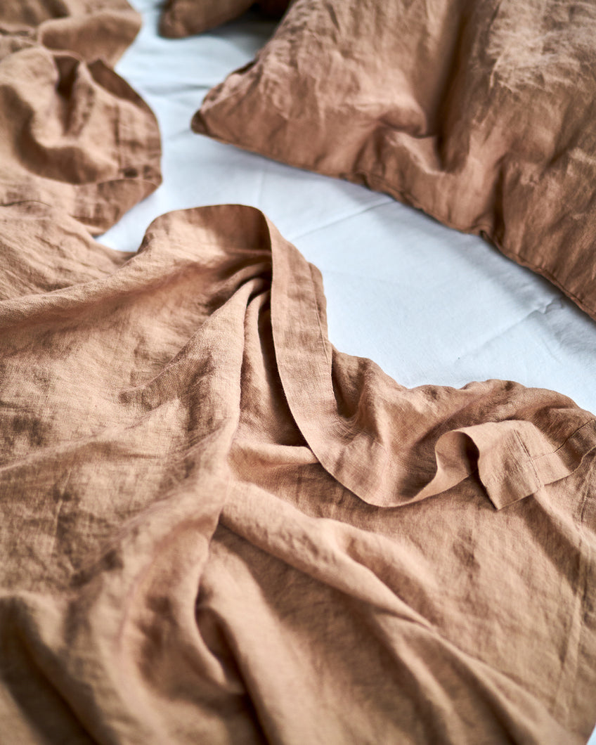 Bed Cover - Desert Rose