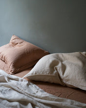 Linen Fitted Sheets - Multiple Colors, Prices from