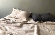 Bed Cover - Pale Grey