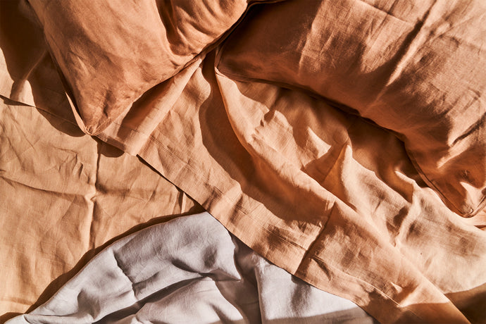 Bed Cover - Desrt Sand