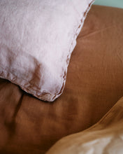 Linen Pillow Case - Tie Dye, Hand Dyed