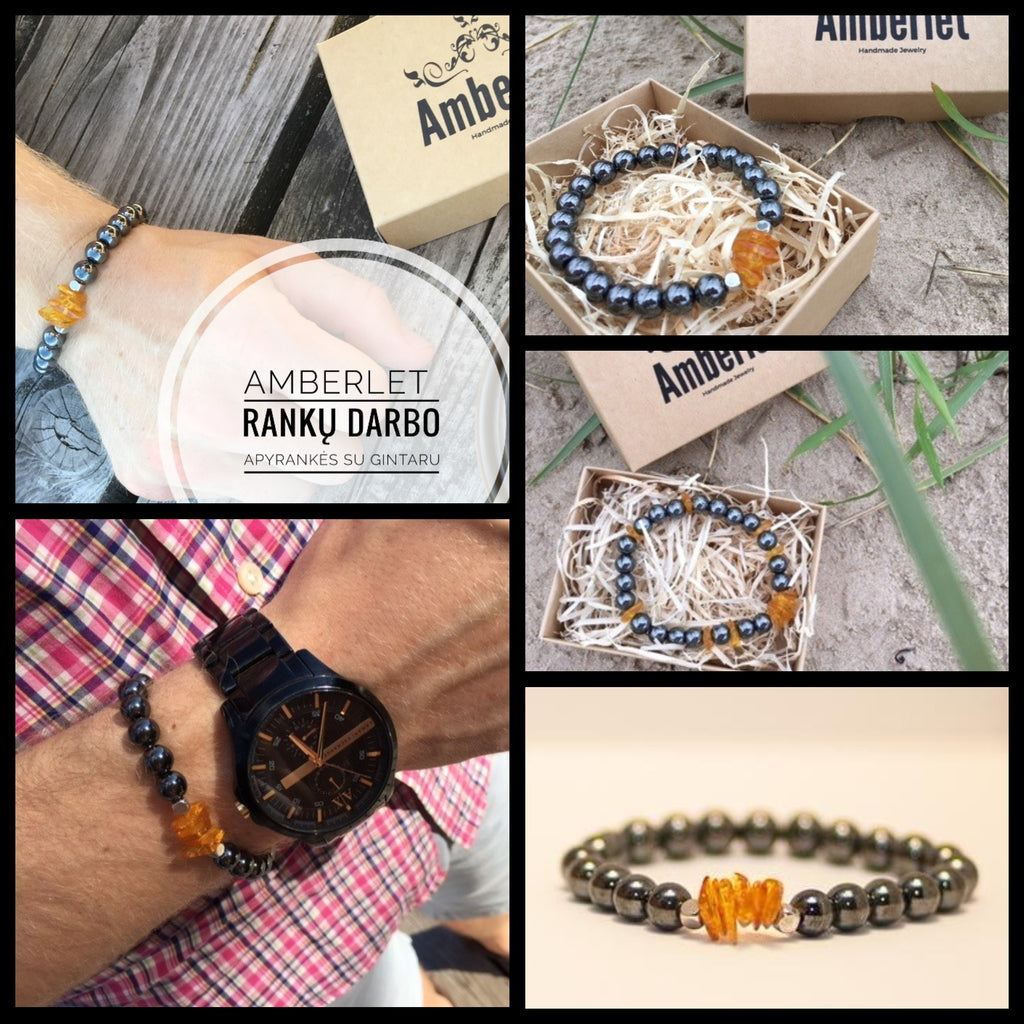 discount bracelet amber cheap