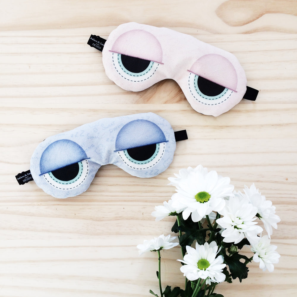 Pantone Rose Quartz | Sleep Mask
