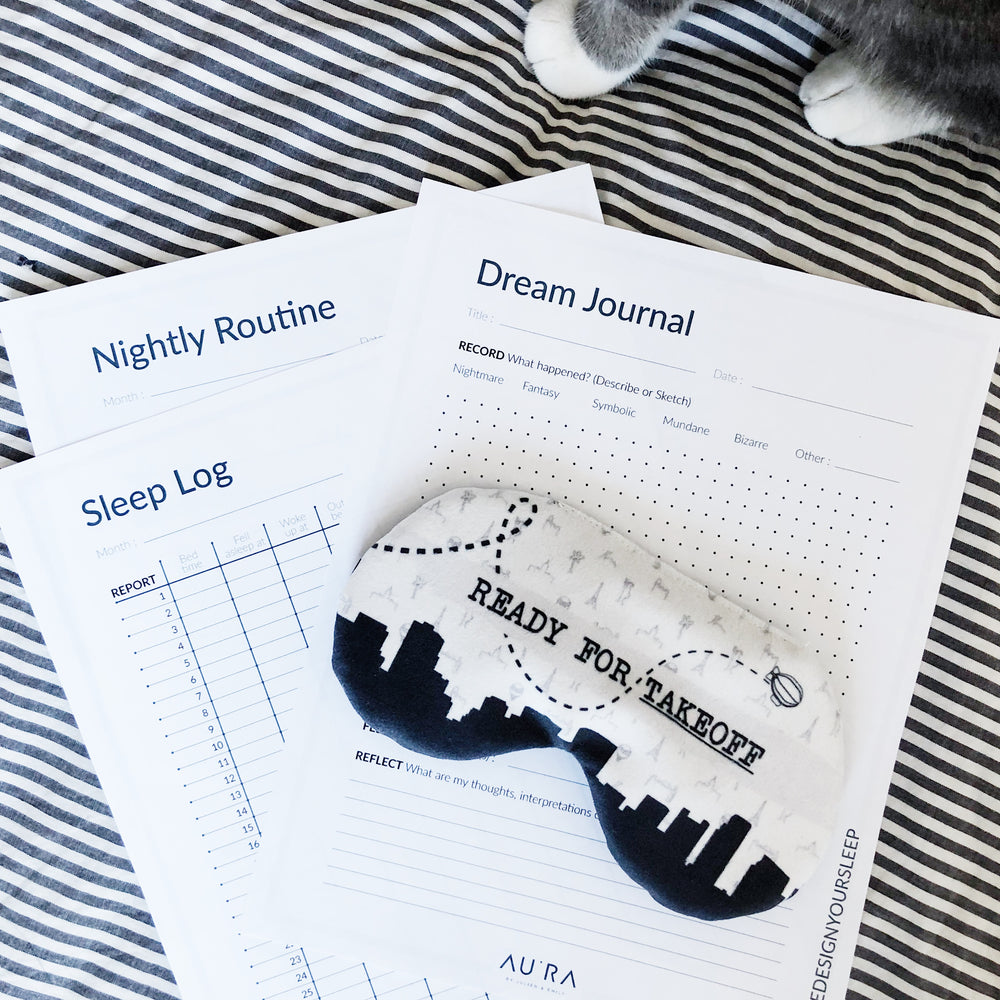 Nightly Routine Sheet | Download and Print
