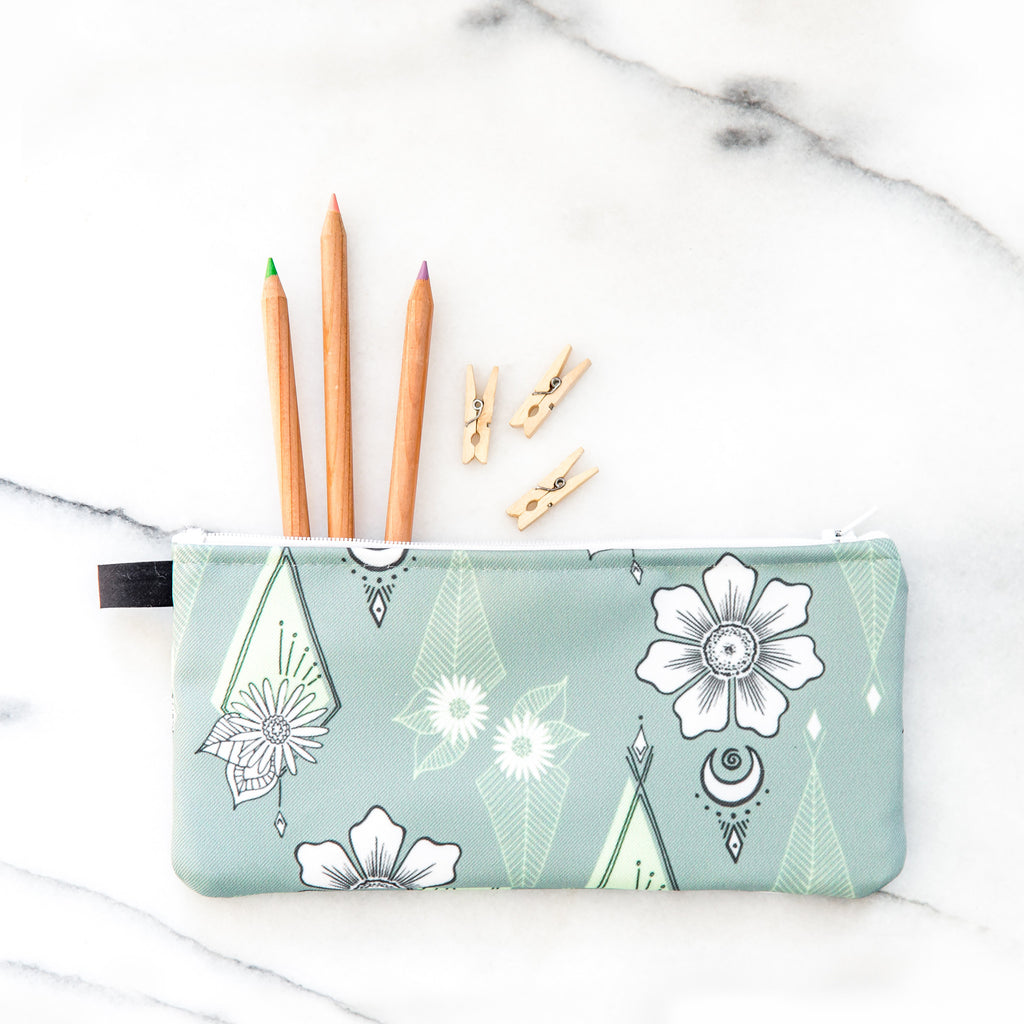 Gaïa | Pencil/Makeup Case