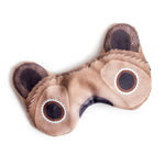 Brown bear | Sleep mask