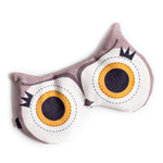 Brown owl | Sleep mask