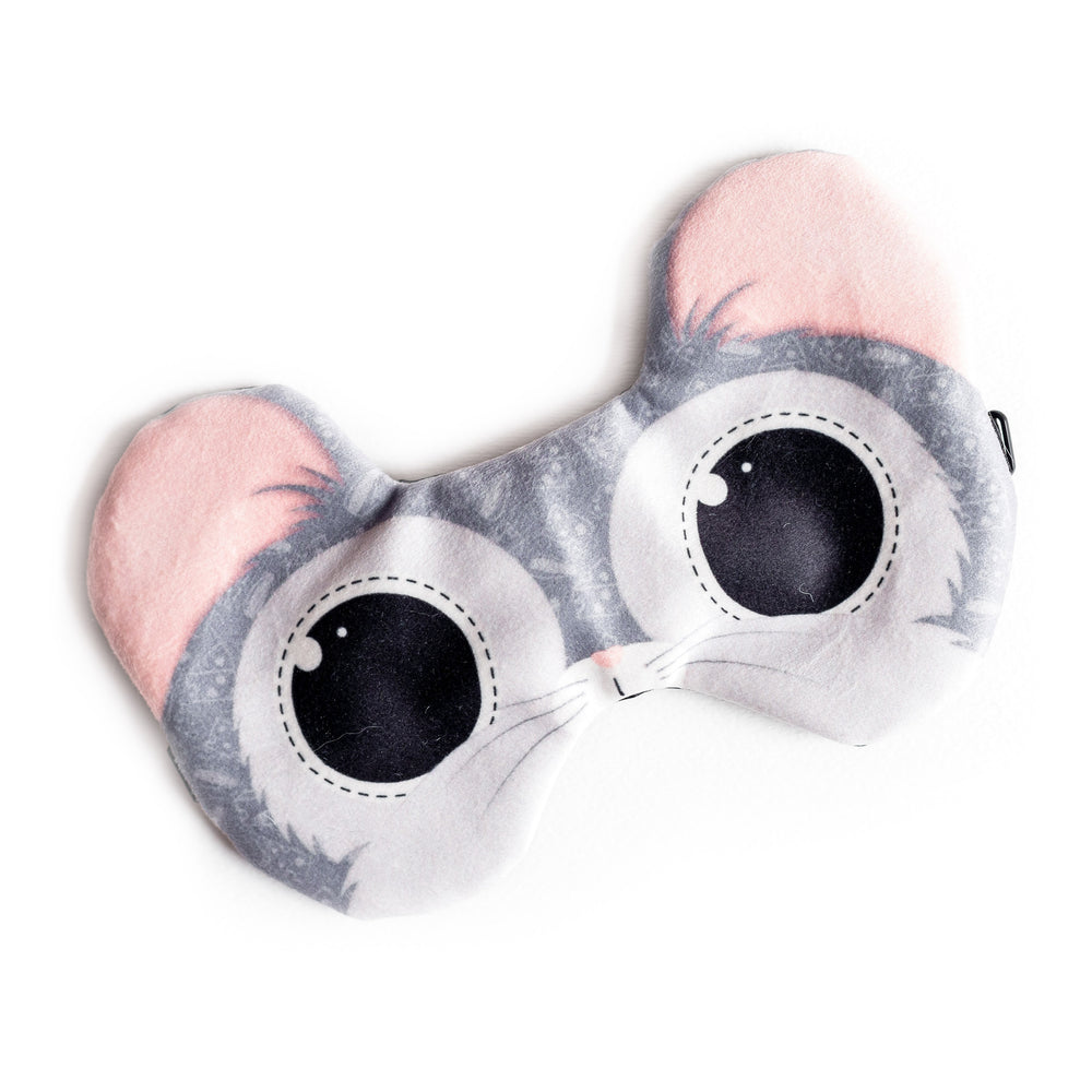 Grey mouse | Sleep Mask