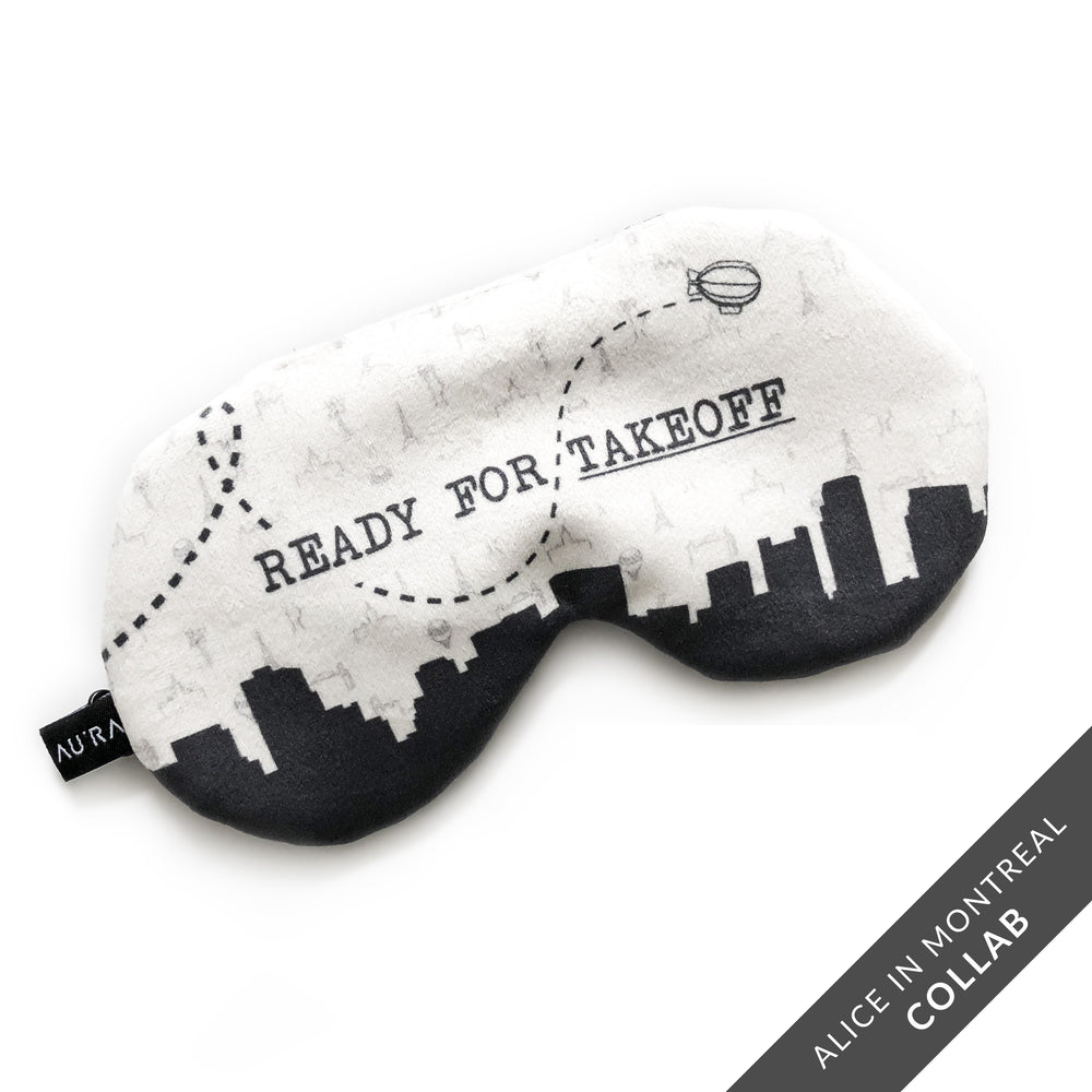 Ready for Takeoff | Sleep mask