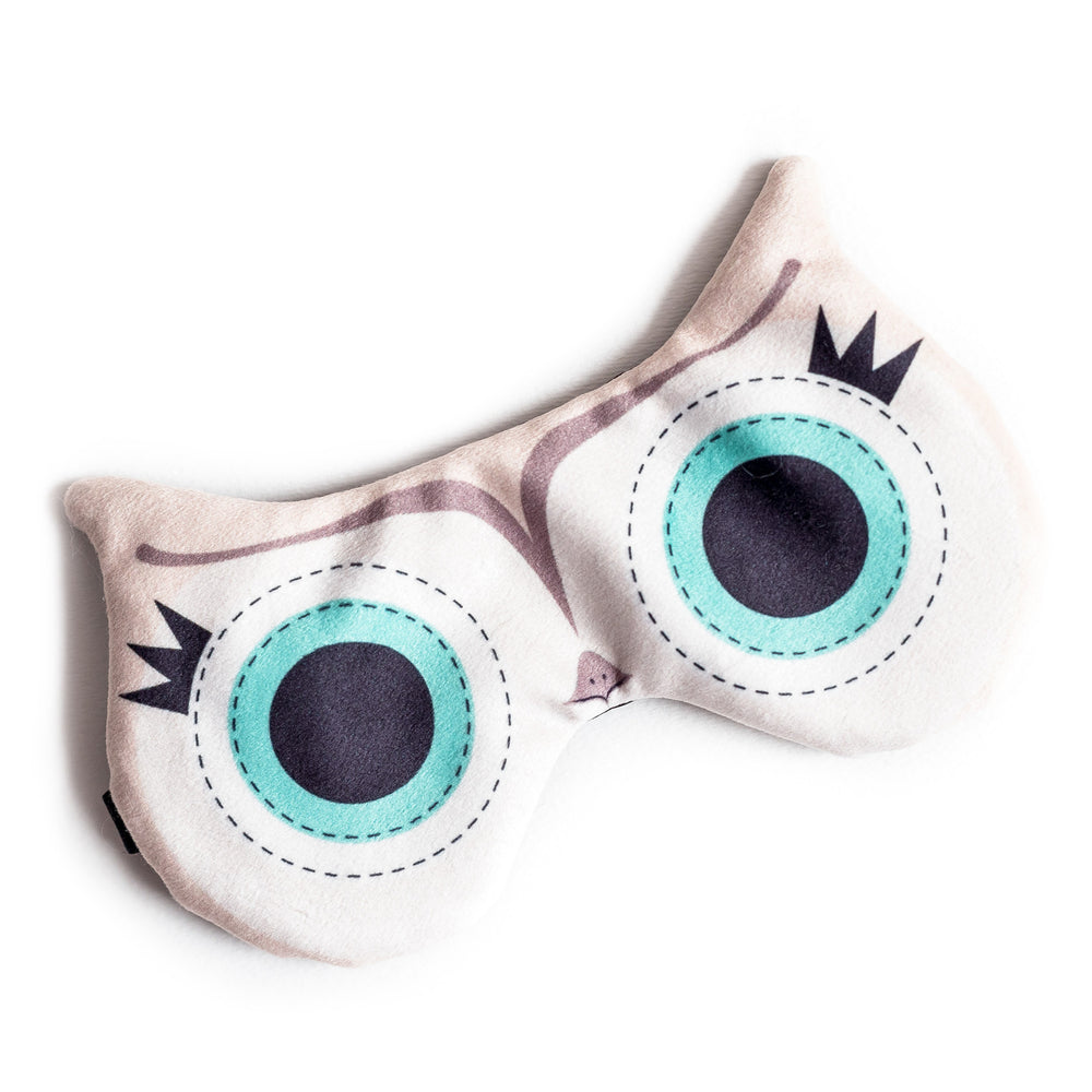 White owl | Sleep mask