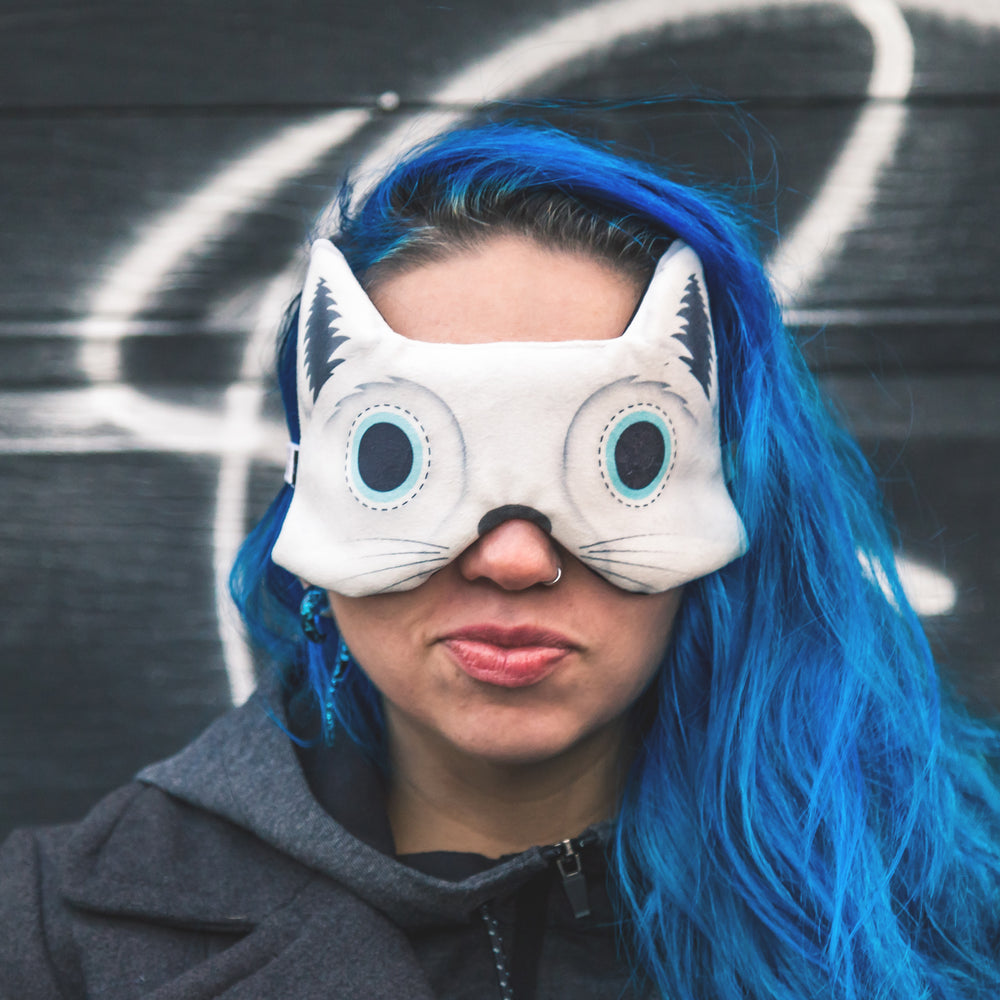 Arctic Fox | Sleep mask