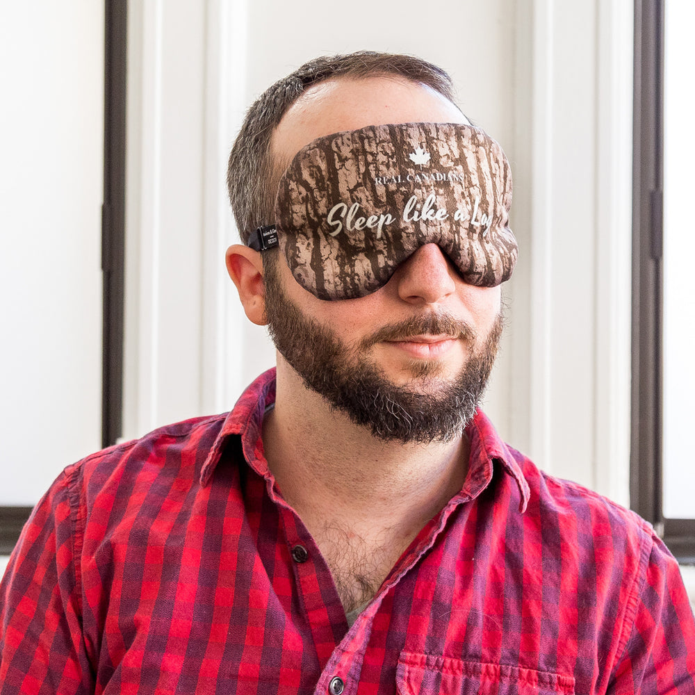 Sleep like a Log | Sleep mask