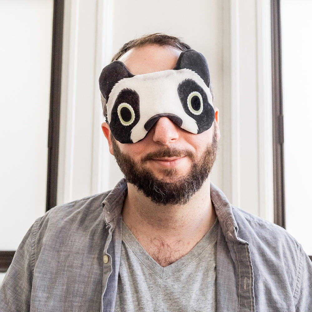 Panda | Sleep mask