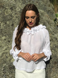 Victoria - beautiful in pure linen