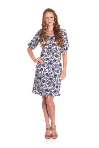Love Dress- a natural and breathable linen Summer dress.