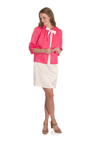 Simplicity Jacket - a throw back to the 1960's era of Jackie Kennedy