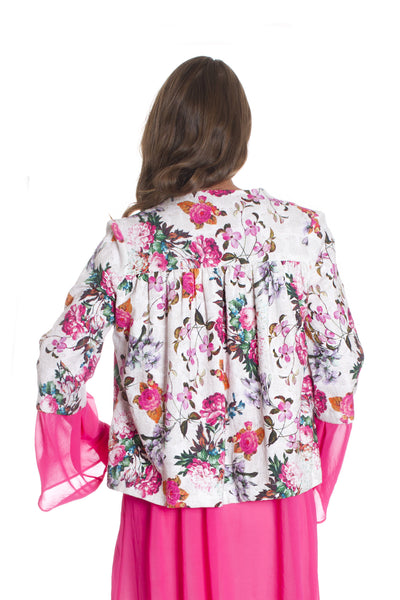 Union Jacket - easy to wear with every outfit, this jacket will brighten up any day
