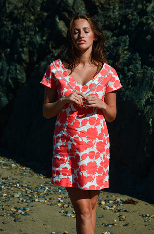 Dawn til Dusk - a claire bloom dress that can take you from beach to party