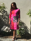 Theodora - a dress to brighten up any day