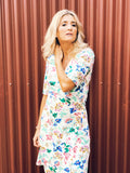 Wrapped - the perfect Summer wrap dress