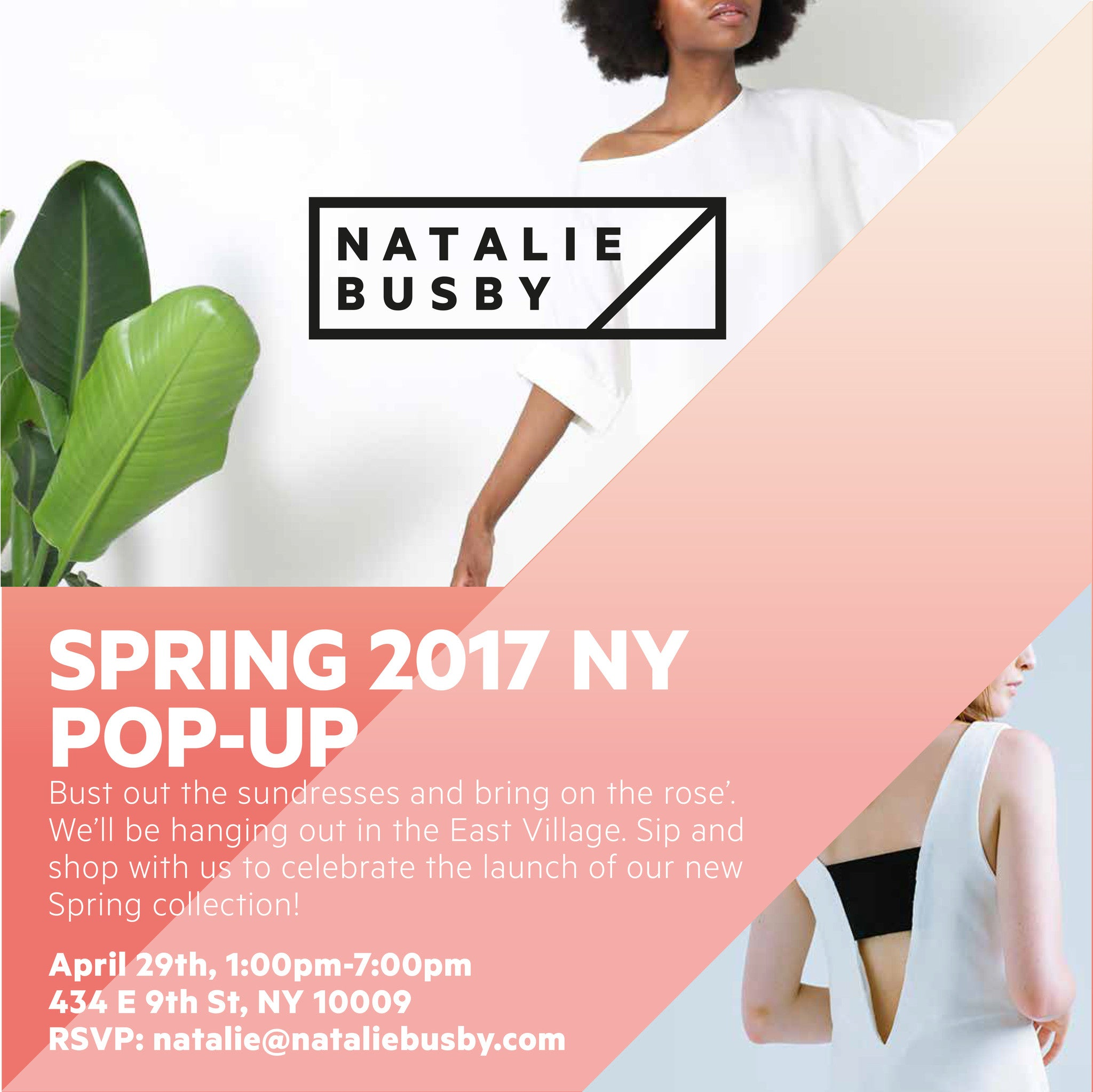 Ny Pop Up Shop April 29 2017 Natalie Busby