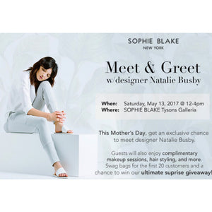 Mother's Day Meet & Greet at Sophie Blake