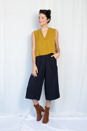 Culotte - Tencel Black