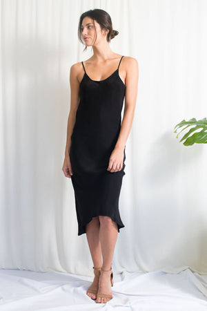 Bias Slip Dress