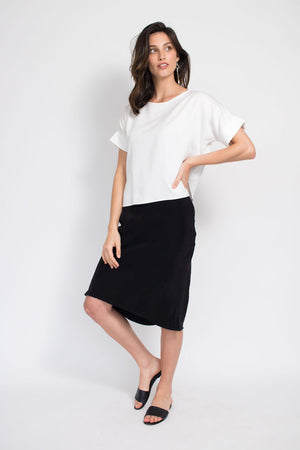 Everyday T-Shirt - Tencel White