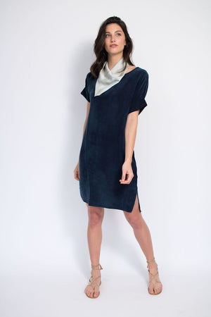 Everyday T Dress - Cupro