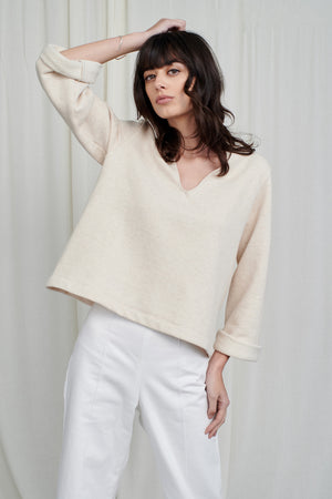 Drape Sweater