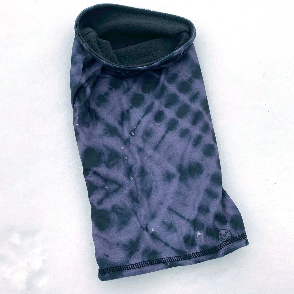 Tie Dye- Fleece Lined
